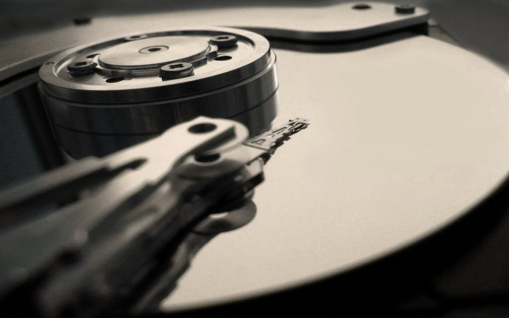 Cheat sheet: Watching your Disks